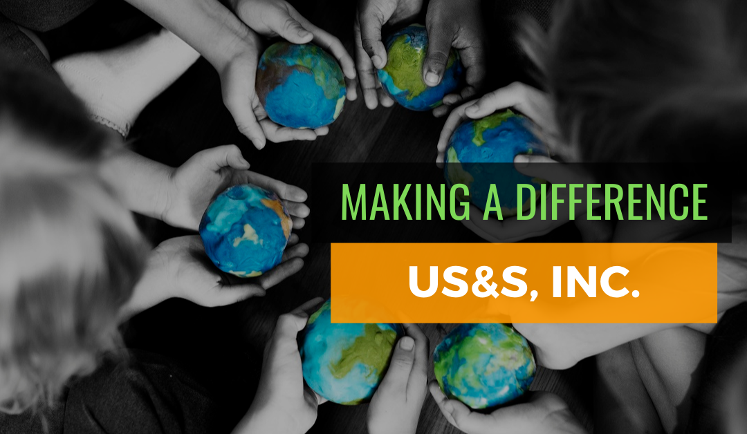 Making a Difference: US&S, Inc.