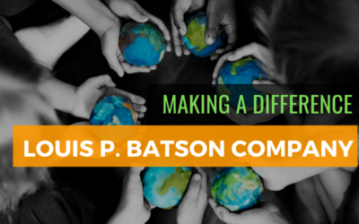 Making a Difference: Louis P. Batson Company