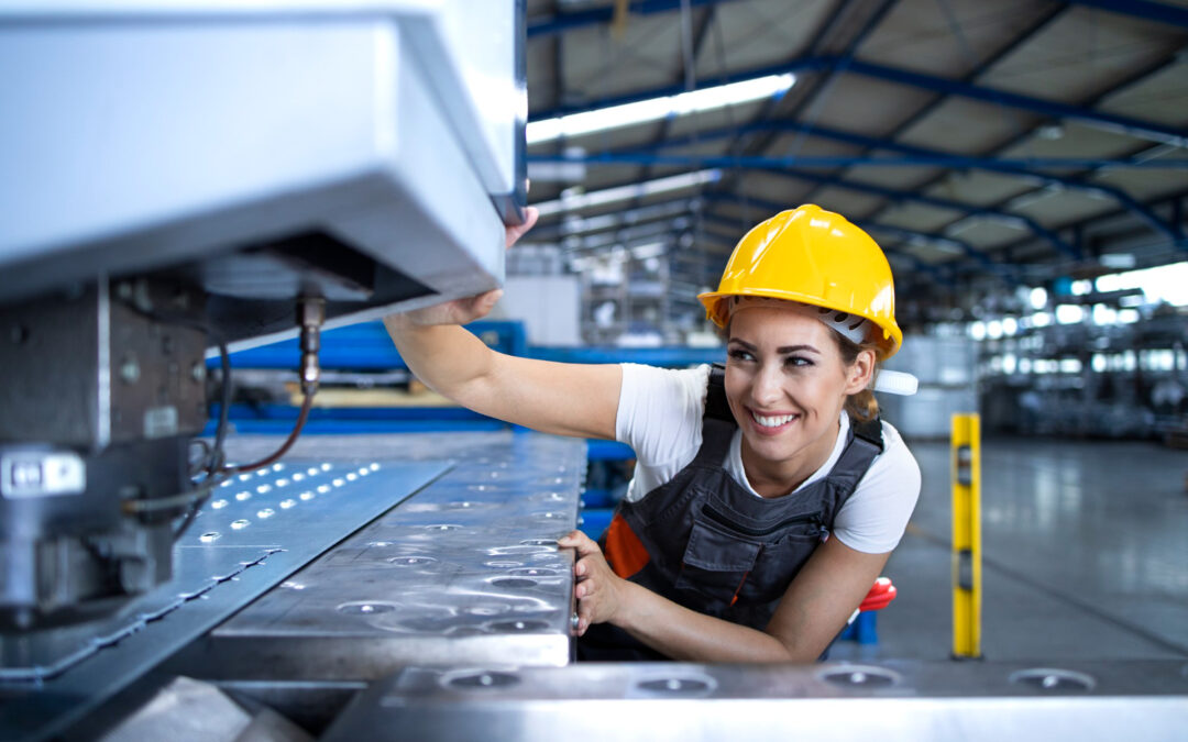 How Automation is Changing Manufacturing Roles